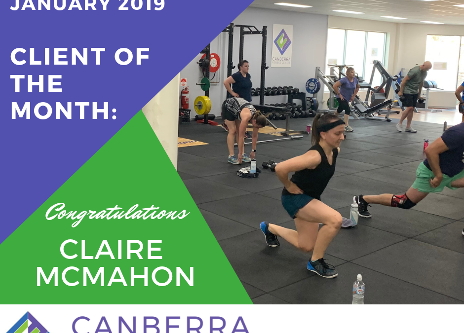 January Client of the Month